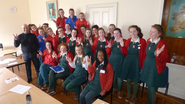 The Harmony Program @ The Loreto Secondary School Clonmel, Co.Tipperary